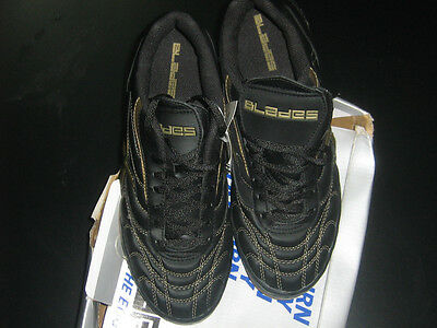 X Blades Striker Indoor Boots Size Us 7 Mens