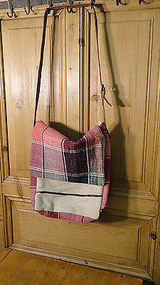 Antique European Grain Sack,Tote Bag, Book Bag,Ipad Bag,Purse.#4648