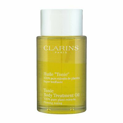 Clarins Body Treatment Oil Natural Essential Massage Firming Toning 100ml #341