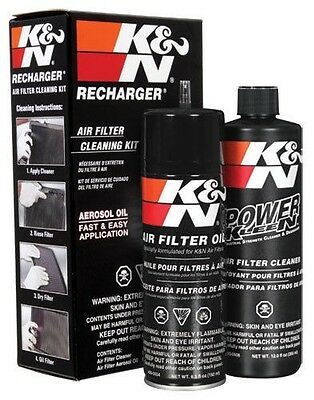 K&n Air Filter Recharger Cleaning Kit Kn99-5050 (Non-Spray)