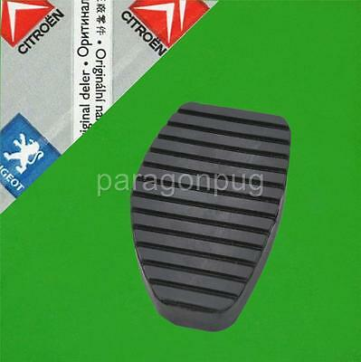 GENUINE Peugeot Clutch Pedal Rubber 106 206 207 208 306 307 308 806 807 Expert