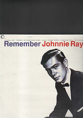 JOHNNIE RAY - remember LP