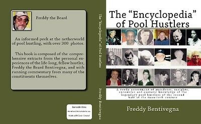 """The """"Encyclopedia"""" of Pool Hustlers, the Color Edition"""