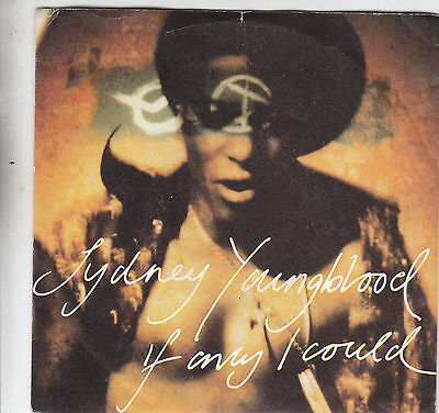 """SYDNEY YOUNGBLOOD - if only i could / spooky 45"""""""