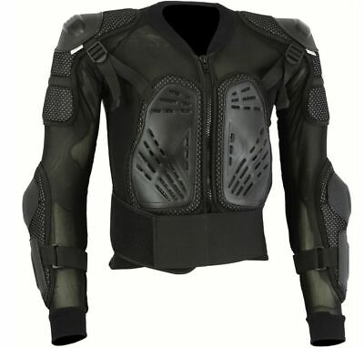 Body Armour Motorcycle Motorbike Motocross spine Protector Guard Bionic Jacket