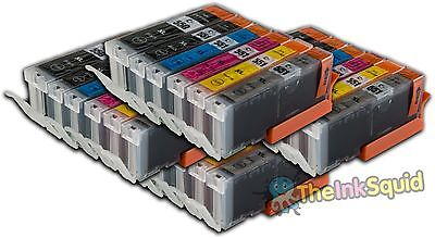 24 Canon Pixma PGI-550 CLI-551XL (inc Grey) Compatible Ink Cartridges for MG6350
