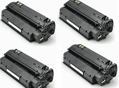 4pk HP Q2613x 13x Toner Cartridge 1300 1300n non-oem