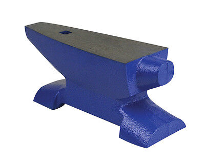 15 LB Pound Anvil Cast Iron Metal Working Jewelers Bench Tool Forming Metal