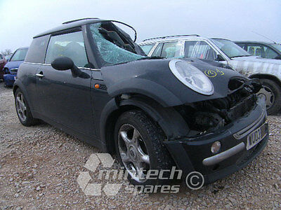 Bmw Mini R50 One Cooper Cooper S Breaking Salvage For Spares Wheel Nuts X4 14Mm