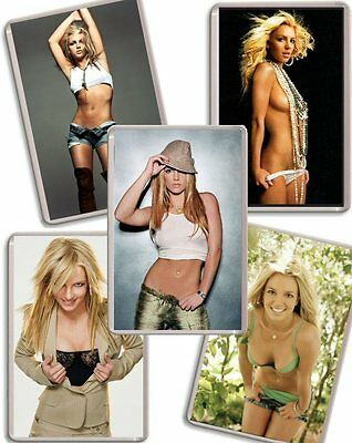 Britney Spears Fridge Magnet Chose from 14 designs FREE POSTAGE