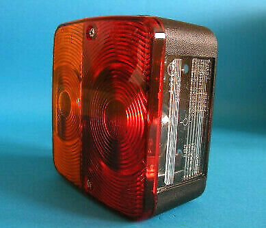 RADEX 4 Way Function Small Rear Lamp Light for Horsebox & Trailer