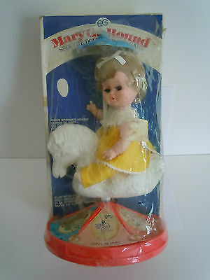 Vintage Goldberger Mary Go Round Spin The Doll - Play The Game # MG11 Rare HTF