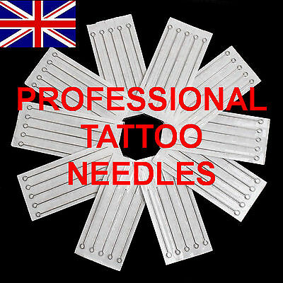 Professional High Quality Round Liner Lining Tattoo Needles Rl From Uk Seller