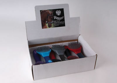 Horse Grooming - Rhinegold Soft Touch Mane & Tail Brush