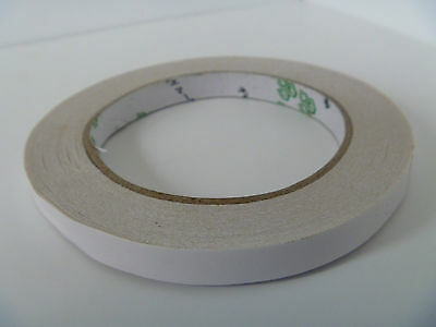 CLEARANCE double sided tape 10mm x 30m roll - scrapbooking craft card making
