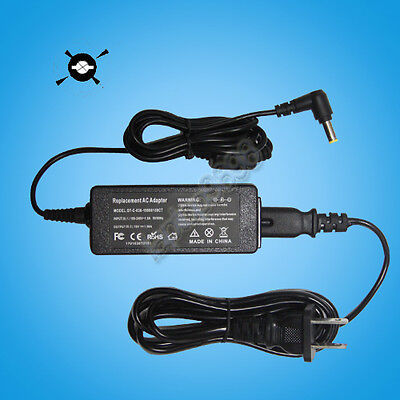 AC Power Adapter+Cord For Acer Aspire One netbook 30W