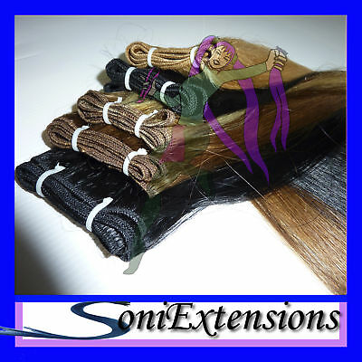 EXTENSIONES CORTINA,PELO NATURAL 50gr REMY +clips Nº10