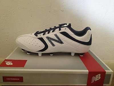 Womens Lacrosse Cleat New Balance WF5464 white/navy BRAND NEW