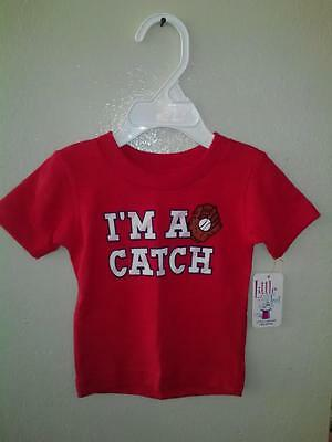 I'm A Catch Little Teez Infant Toddler T-Shirt  New with Tags