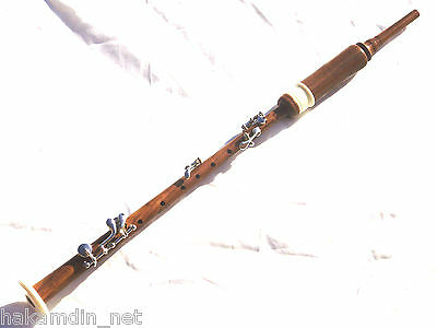 Practice Chanter 5 Keys to Extend the Range of Notes 4 Scottish Highland Bagpipe