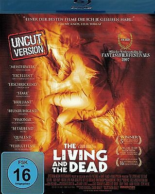 10x The Living And The Dead ( Preisgekrönter Horror-Mystery (( BLU-RAY )