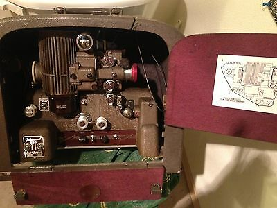 1930's vintage cartoons original 16mm with projector and speaker
