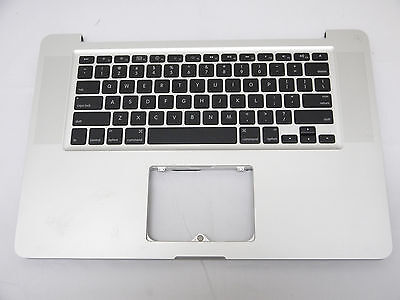 """USED Top Case Topcase US Keyboard for MacBook Pro 15"""" A1286 2010 C/W 2011 2012"""