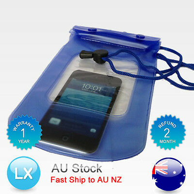 Waterproof Dry Bag Pouch Case Protector For iPod Cell Phone MP3 Wallet iPhone 6