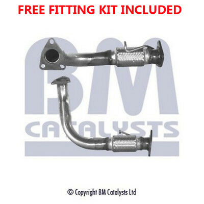 Fit with ROVER 220 Exhaust Fr Down Pipe 70038 2.0 (Fitting Kit Included)