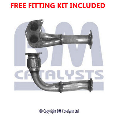 Fit with TOYOTA CARINA Exhaust Fr Down Pipe 70136 2.0 (Fitting Kit Included)