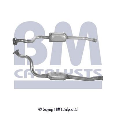 Fit with CITROEN DISPATCH Catalytic Converter Exhaust 80073 1.9 7/1998-4/2000
