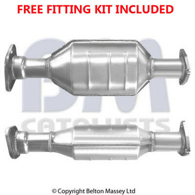 Fit with HONDA CR-V Catalytic Converter Exhaust 90550 2.0 (Fitting Kit Included)