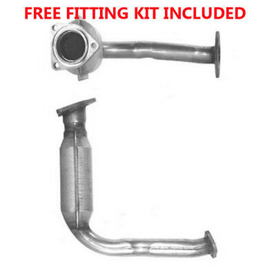Fit with FORD FOCUS Catalytic Converter Exhaust 90718 1.8 (Fitting Kit Included)
