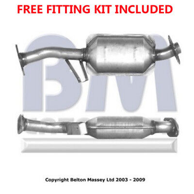 Fit with SUBARU IMPREZA Catalytic Converter Exhaust 90868 2.0 (Fitting Kit Inclu