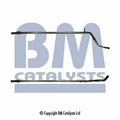 Fit with FIAT 500 Exhaust Connecting Link Pipe 50143 1.2 10/2007-