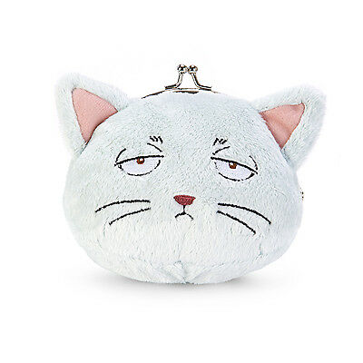 Gintama Gintoki Plush Coin Purse