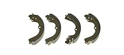 Vauxhall Corsa C 2000-2006 Rear Brake Shoes Mintex Without Abs