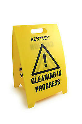 Quality Corrugated Wet Floor Caution Sign / Cleaning in Progress Sign