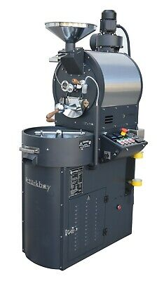OZTURK 2.5 Kilo/6lb Commercial Coffee Roaster NEW Custom Built Machine