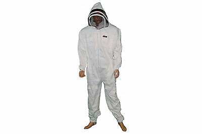 Pro's Choice Best Beekeeping Full Suit, 100% Cotton, With Free Gloves, Thread(R)