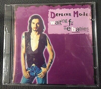 DEPECHE MODE - WAITING FOR THE BABIES - 2 CD LIVE NO CDr SIAE ITALIA-SEALED MINT