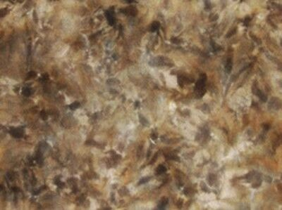Silver Brown - Spot hand dyed rug hooking wool fabric - Fat Quarter