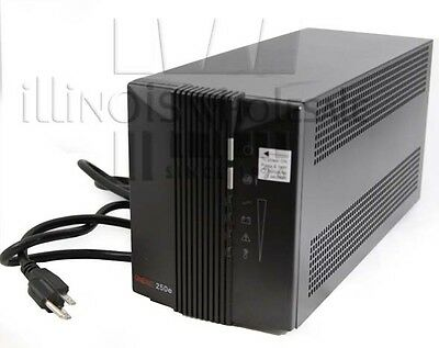 Oneac ONePlus Series Power Conditioned UPS; 120VAC, Black, ONE254AG-SE