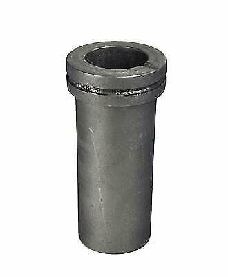 CRUCIBLE CLAY GRAPHITE CAPACITY 1//2 Pound BRASS #00 MELT GOLD SILVER COPPER..