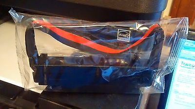 12 EPSON ERC-30 / ERC-34 / ERC-38 Ink Ribbons,Black/ Red ERC30/34/38BR **SALE!