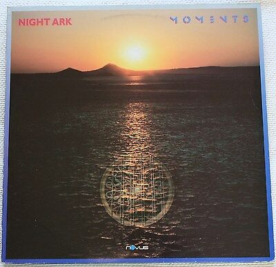 NIGHT ARK - Moments - LP VINYL 1988 NEAR MINT CONDITION COVER VG+ UNPLAYED