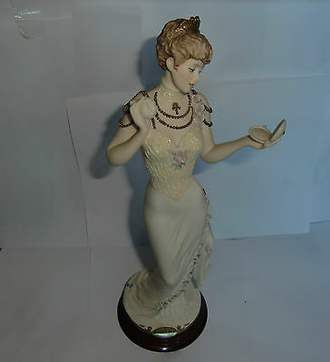 Guiseppe Armani Florence  Figurine - dated  1995