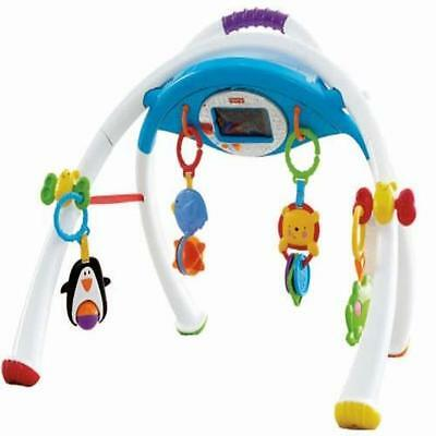 Fisher-Price Apptivity Gym For Iphone & Ipod Touch Devices Activity Center Baby