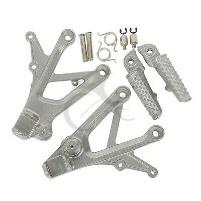 New Front Footrest Foot Pegs For Honda CBR600 F4 1999-2000 Parts Foot peg