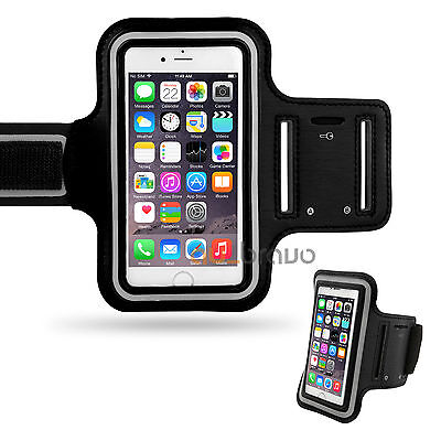 Armband For iPhone SE 5S 5C 5 4S Sports Gym Arm Band Case Jogging Running Pouch